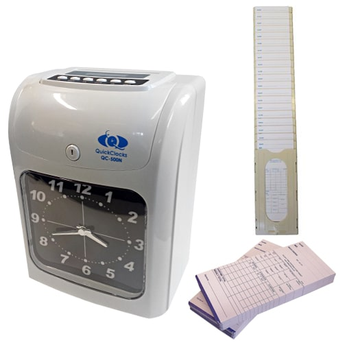 time clock machine time clock card time attendance clocks online