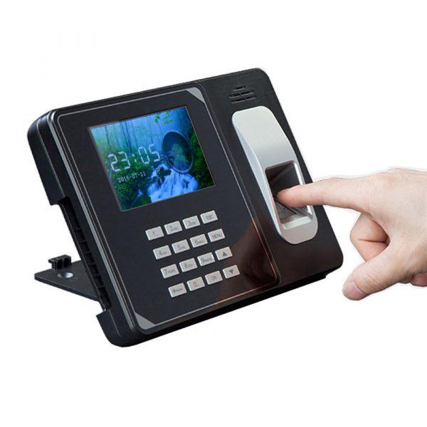 TimeClock-Fingerprint+Free-software